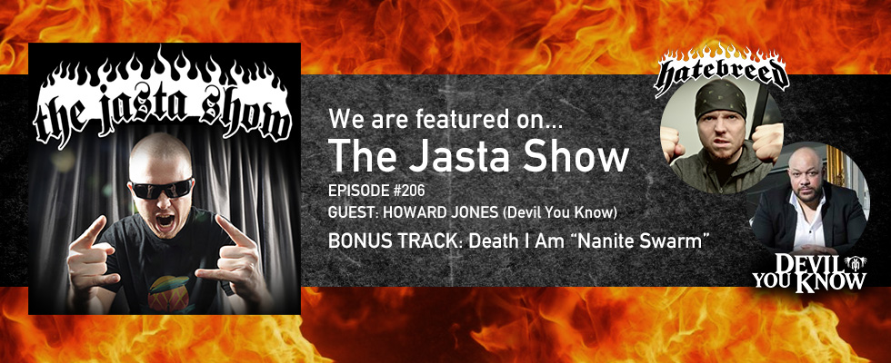 Jasta Show Howard Jones Death I Am