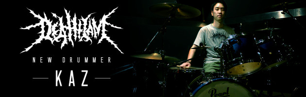 New Drummer!