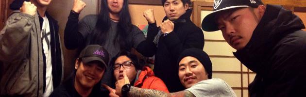 Kiyo Is Back in Japan!